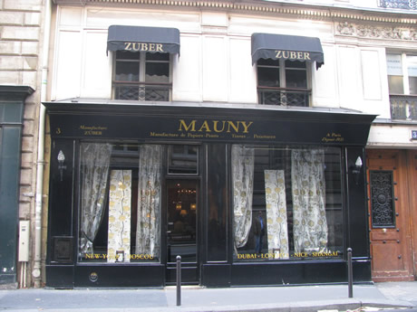 Mauny-Showroom